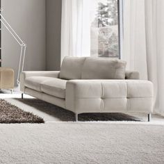 Acme Furniture Embry Living Room Set in Light Gray from ...