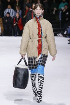 Balenciaga Autumn/Winter 2018 Ready To Wear   British Vogue