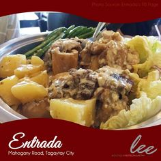 This cold and rainy season, it is more exciting to eat our comfort food. But how about trying to eat our comfort food with a twist?  Don't miss a chance to taste the unique creamy bulalo, bagnet kare-kare and many more recipes with a twist only here at Entrata Restaurant Tagaytay! Enjoy these foods while you are staying at #LeeBoutiqueHotel