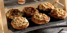 Greek Diet, Latest Recipe, Starters, Baked Potato, Almond, Muffin, Lunch, Meals, Vegan