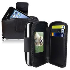 eForCity Large Wallet Leather Case w/ Credit Card Holder & Clip Compatible with Apple® iPhone® 4 iPhone® 4S - AT, Sprint, Version 16GB 32GB 64GB 3GS by eForCity. $9.31. http://accrosstherain.com/showme/dpzod/Bz0o0d4cBjDnKwFoLjGt.html