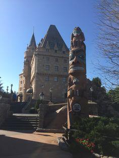 'Canada' in Epcot