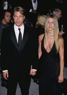V roce 2000 Jennifer Aniston na Oscary doprovodil Brad Pitt.