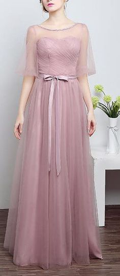 US$114.10-Beautiful Tulle Purple Long Prom Dress with Sleeves and Corset Back. https://www.newadoringdress.com/a-line-draping-bow-flower-sash-flower-lace-up-back-tulle-lace-dress-1-p331359.html. Free Shipping! NewAdoringDress.com selected the best prom dresses, party dresses, cocktail dresses, formal dresses, maxi dresses, evening dresses and dresses for teens such as sweet 16, graduation and homecoming. #prom #dress