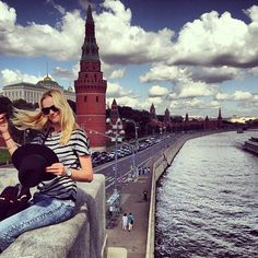 Anne Vyalitsyna Playing a tourist today in #Moscow Moscow, Crushes, Female, Building, Places, Travel, Viajes, Buildings, Destinations