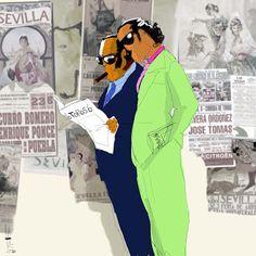 Ilustración y Cortometraje de Jerome Pradet | notodoanimacion.es