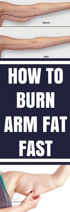 HOW TO BURN ARM FAT FAST