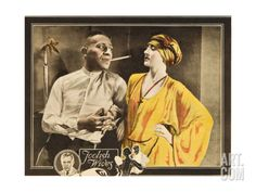 FOOLISH WIVES, l-r: Erich Von Stroheim, Maude George on lobbycard, 1922. Art Print at Art.com Erich Von Stroheim, Universal City, Framed Artwork, Find Art, Baseball Cards, Art Prints, Poster, Pictures, Painting