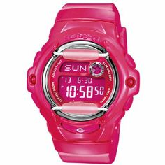 Casio Ladies Watch Baby-G BG-169R-4BER: Amazon.co.uk: Watches