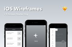 create wireframes for your iOS mobile app by deployapps