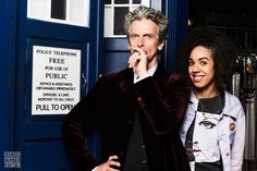 Welcome aboard the #TARDIS Pearl, we're happy to have you as part of Team #DoctorWho! #companion