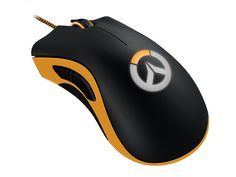 Razer Overwatch DeathAdder Chroma - Gaming Mouse   Only SGD $121.00. No tax.   #razer #deathadder #chroma #mouse #GoGrabNow #gaming #NoTax #FreeShipping