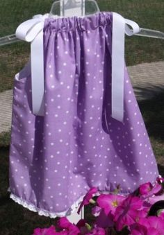 eyelet pillowcase dress - Bing Images