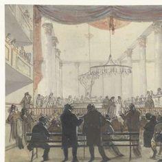 Exuditio Musica, Air chanté par madame Colin (dagboek, 1 november), Christiaan Andriessen, 1805 - 1808 - Search - Rijksmuseum