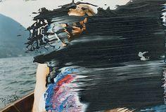 gerhard richter, 'ubermalte fotografien' (painted photographs)