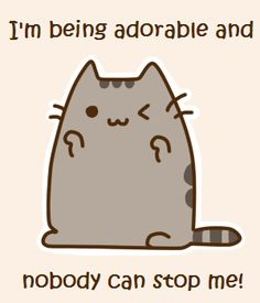 Pusheen is so #amazeballs