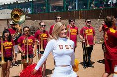 USC Song Girl, Lake Tahoe, 2014