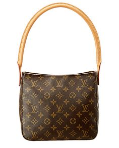 37a1ae0a2b43 Authenticity code: Louis Vuitton This authentic Louis Vuitton Monogram  Canvas Looping MM bag has an amazing shape. It is the.