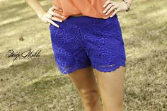 Super Cute and Fun Lace Shorts!  http://biminibutterfly.com/collections/bottoms/products/lace-shorts
