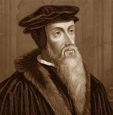 Juan Calvino, también fue uno de los pioneros de la Reforma Protestante, aunque su doctrina religiosa finalmente tendrá algunos aspectos diferentes a la luterana.