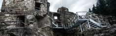 Inside the castle Castle Ruins, Building, Places, Travel, Restoration, Ruins, Viajes, Buildings, Destinations