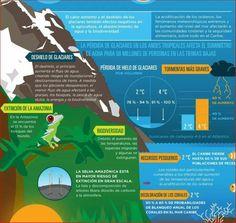El efecto invernadero en la biodiversidad