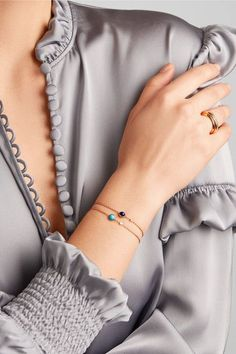 Piaget - Possession 18-karat Rose Gold, Lapis Lazuli And Diamond Bracelet