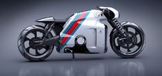 Lotus C01: Extreem fraaie superbike