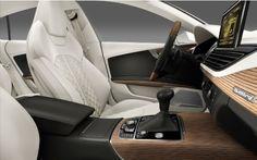 Collection of Amazing Futuristic Car Interiors