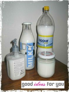 How to make your own liquid soap from a bar of soap -- 1 bar makes a gallon of soap.