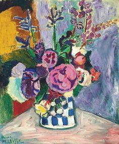 bofransson:    Henri Matisse (1869-1954) Les Pivoines