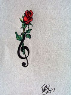 something like this, with lyrics from Music of the Night
