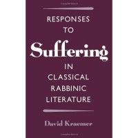 """""""Responses to Suffering in Classical Rabbinic Literature"""" by David Kraemer"""