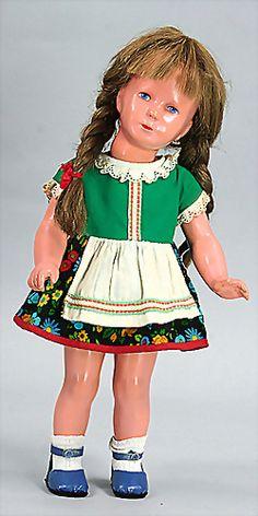 celluloid Kruse doll