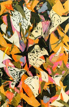 Lee Krasner http://www.pinterest.com/TheCoolSchoolLA/abstract-expressionists/