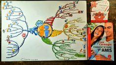 Retenir un livre de 250 pages en 1h en s'amusant.  Ça vous intéresse  ?  Nos formations coachings et copformings  www.aligner-formation.com Dale Carnegie, Princess Zelda, Fictional Characters, Make Friends, Mental Map, Time Management, Cards, Fantasy Characters
