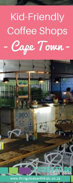Visit fun and exciting kid friendly coffee shops found in Cape Town, Northern Suburbs. Kids can have fun in play areas and enjoy good food. Kids Party Venues, Party Themes, Coffee Shops Cape Town, Child Friendly, Family Outing, Travel With Kids, Friends Family, Activities For Kids, Have Fun