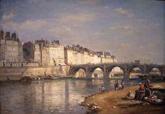 Stanislas Lépine (1835-1892) the Pre-Impressionist French Painter ~ Blog of an Art Admirer