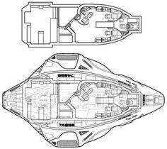 Delta Flyer Schematic