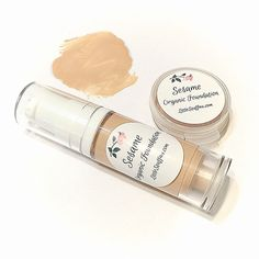 Liquid Organics Natural Foundation
