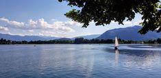DerOssiacher See(slowenischOsojsko jezero) ist der drittgrößte See des österreichischen BundeslandesKärnten. Er befindet sich nordöstlich vonVillach.