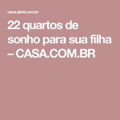 22 quartos de sonho para sua filha – CASA.COM.BR