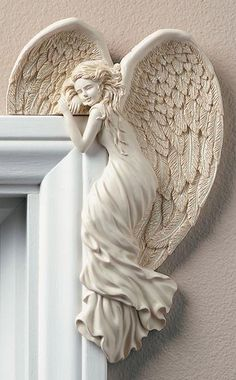 Guardian Angel Figurines for sale. We have a growing selection of Guardian Angel Figurines Collectibles. Beautiful Male Guardian Angel Figurines as Angelic Gifts & Collectables for everyone! Angel Decor, Angel Art, Angel Wings Wall Decor, Angel Statues, Angels Among Us, Guardian Angels, Diy Home Decor, Buy Decor, Shabby Chic