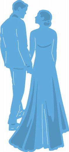 Lr0427 Creatable: Tiny's Wedding