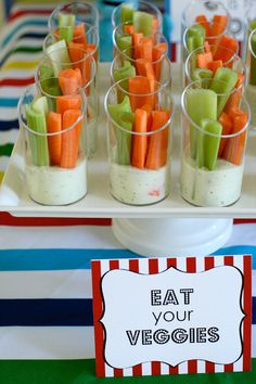 ABC 123 Printable Party Collection  Food and by tomkatstudio, $7.50
