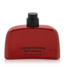 Pop Collection Eau De Parfum Spray - Red Bottle (Unboxed) - 50ml-1.7oz