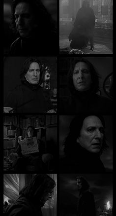 Severus Snape the Half Blood Prince