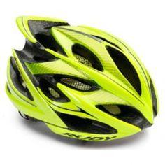 Casco de Ciclismo Rudy Project Windmax negro-amarillo fluo | Trimundo  $3105.00