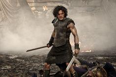 Pompeii (2014) - Still - Kit Harrington as Milo