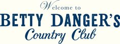 Betty Danger's Country Club:  Ferris wheel dining and 8 1/2 holes of mini golf!
